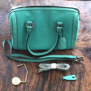 EUC BCBG Aqua Handbag